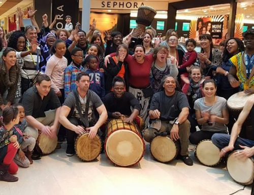 Flash Mob aux Arcades de Noisy-Le-Grand